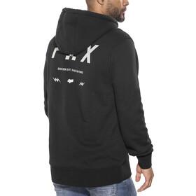 Fox Rostrum Sherpa Sweter Mężczyźni czarny